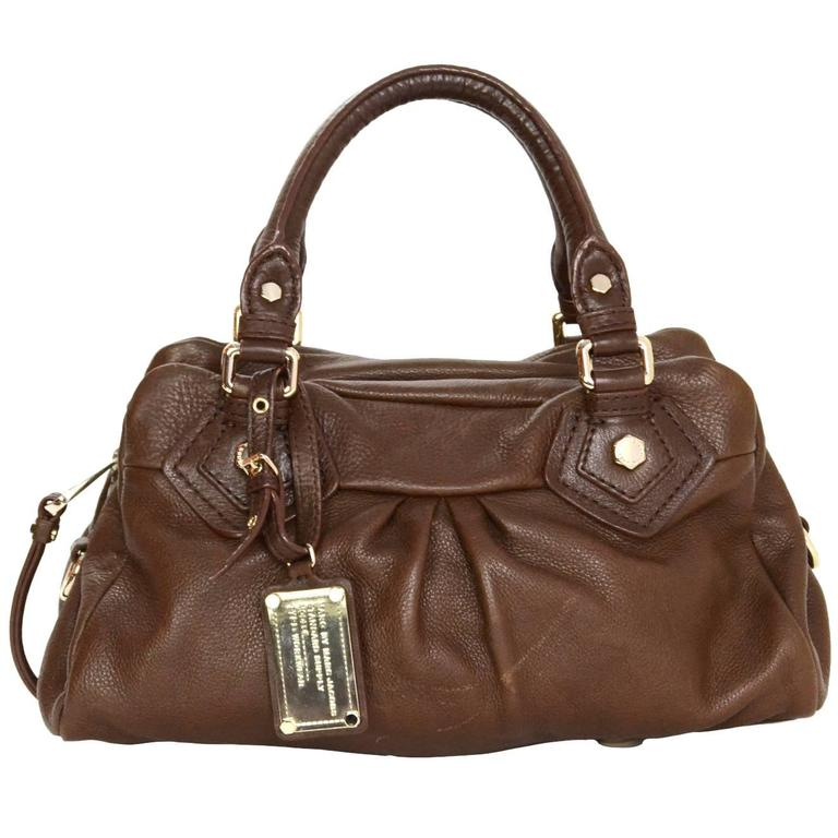 37b31be26beb Marc by Marc Jacobs Classic Q Groovee Satchel Bag For Sale at 1stdibs