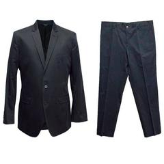 Dolce & Gabbana Navy Suit