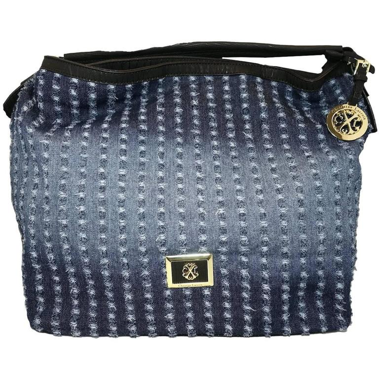 1stdibs Vintage Anton Moritz Cream Color & Faux Turquoise Stone Snakeskin Hand Bag wm43nSRCD