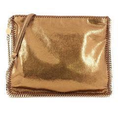 Stella McCartney Falabella Crossbody Messenger Bag Shaggy Deer Medium