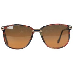 S.T DUPONT Brown Sunglasses M D1010 /20 C 3270 53/17 145