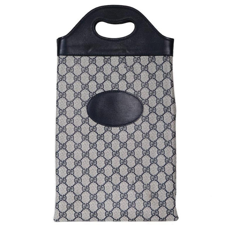 Gucci Supreme Top Handle Bag, vintage