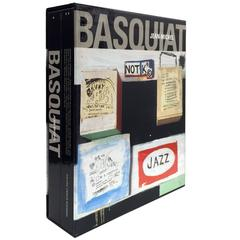 Jean-Michel Basquiat Paintings, 2 Volumes, 3rd Edition by Galerie Enrico Navarra