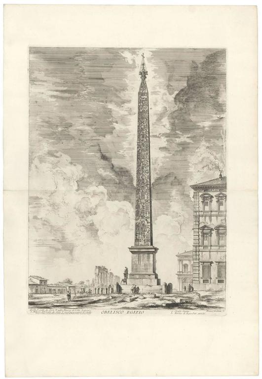 Obelisco Egizio from