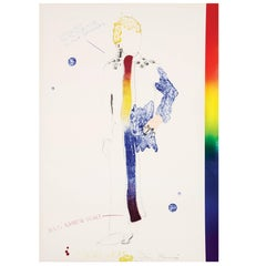 """The Picture of Dorian Gray"" Book Illustrated by Jim Dine"