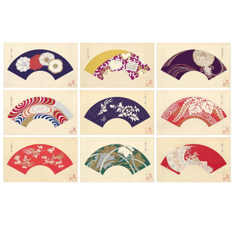 Japanese Fan Design