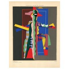 Collection Decors et Couleurs. Album No. 1. Pochoirs designed by George Valmier