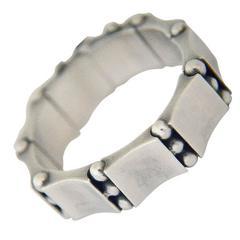 Hector Aguilar Sterling Silver Bracelet 1950