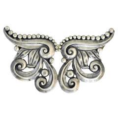 Margot de Taxco Sterling Silver Pin
