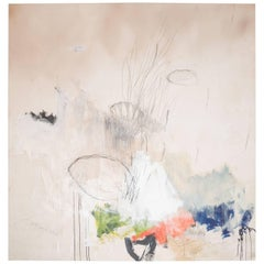 """Contemporary Mixed Media Painting """"with Forward Motion"""" by Jason Craighead"""