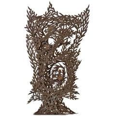 Metal Abstract Sculptures