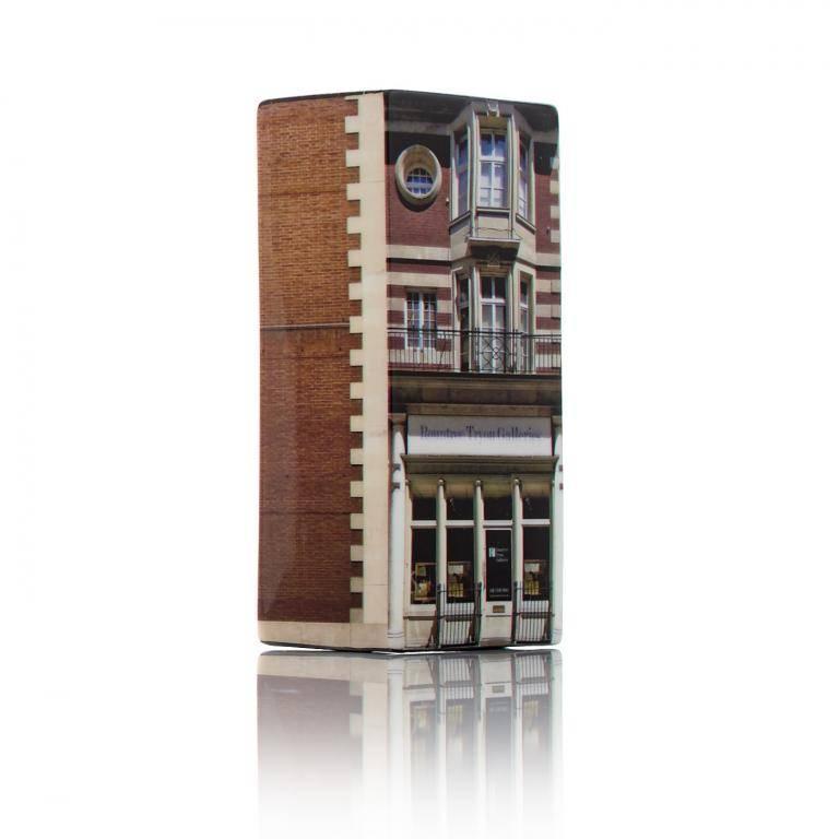Barnaby Barford Figurative Sculpture - 'Tower of Babel' Sculpture No. 0152, 7 Bury Street SW1Y 6AL