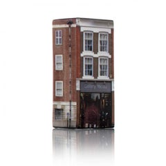 Barnaby Barford - 'Tower of Babel' Sculpture No. 0202, 127 Fulham Road SW3 6RT