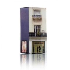 'Tower of Babel' Sculpture No. 0220, 9 West Halkin Street SW1X 8JL