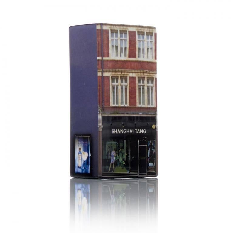 Tower of Babel: Sculpture No. 0260, 6A/B Sloane St SW1X 9LE by Barnaby Barford