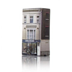Tower of Babel: Sculpture No. 0287, 42 Ledbury Rd W11 2AB by Barnaby Barford
