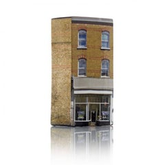 Tower of Babel: Sculpture No. 0402, 65 Atlantic Road SW9 8PU by Barnaby Barford