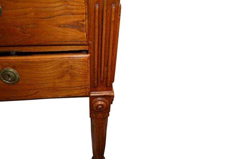 Danish 18th Century Writing Desk By Royal Architect C. F. Harsdorff For Sale 2