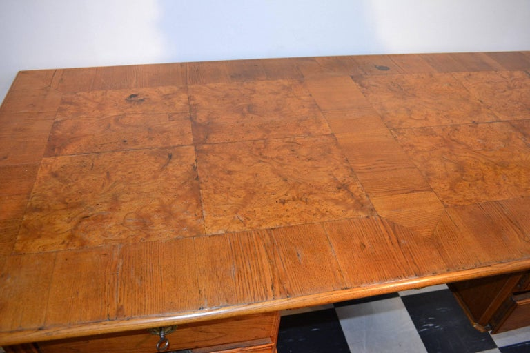 Danish 18th Century Writing Desk By Royal Architect C. F. Harsdorff In Good Condition For Sale In Haddonfield, NJ