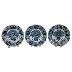 Peacock Plates
