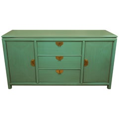 Turquoise Chest by Thomasville