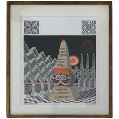 Obelisco Hegeliano, Pedro Friedeberg