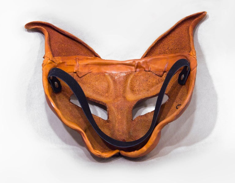 Sexy Cat Mask In New Condition For Sale In Brooklyn, NY