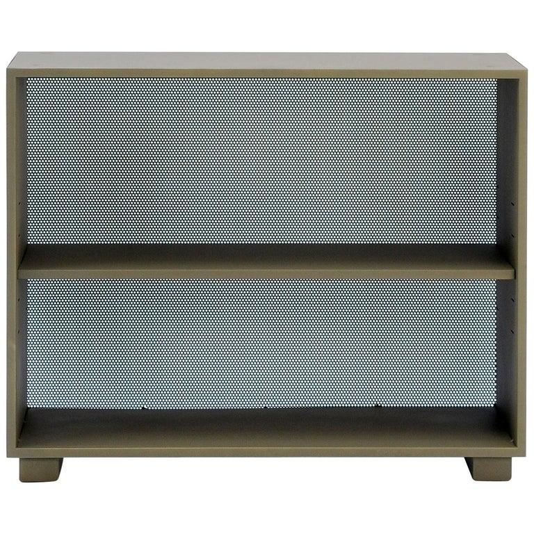 For Sale: Brown (Kaki) Diamond Shelf in Pop Colors by Normal Studio & Tolix