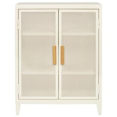 B2 Perforated Low Locker in Essential Colors by Chantal Andriot and Tolix
