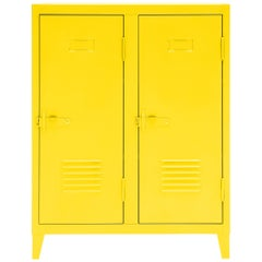 B2 Low Locker in Essential Colors by Xavier Pauchard and Tolix