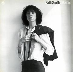 Original Patti Smith, Horses Vinyl 1st Pressing, 1975