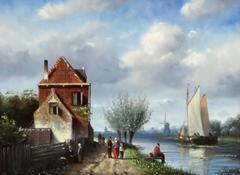 A Dutch Riverside