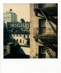 Fire Escape, New York City