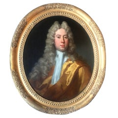 Portrait of Charles Hawtrey of Chequers Court.