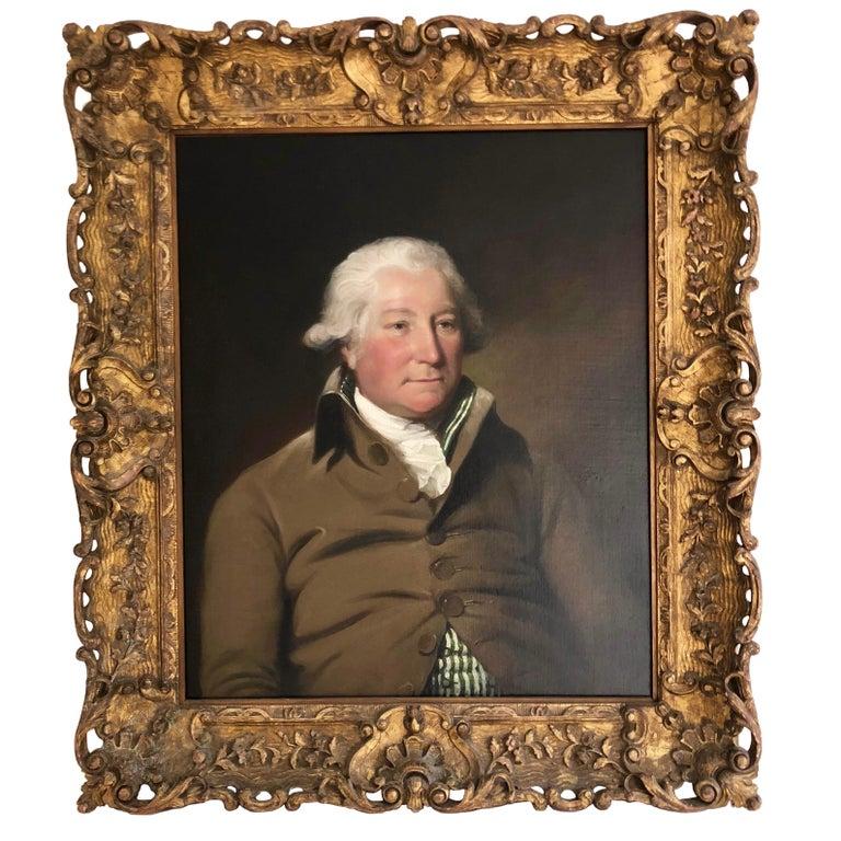 Lemuel Francis Abbott 18th Century English East India