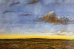 Sunset over Moor