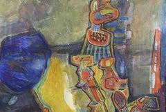 Untitled, Transcendentalist, Indian Motif