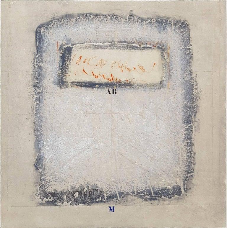 James Coignard Abstract Print - Sans Titre (Untitled)
