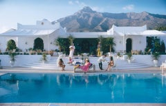 Slim Aarons 'El Venero, Marbella' (Slim Aarons Estate Edition)