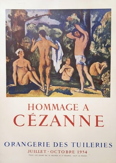 Expo 54 - Hommage a Cezanne