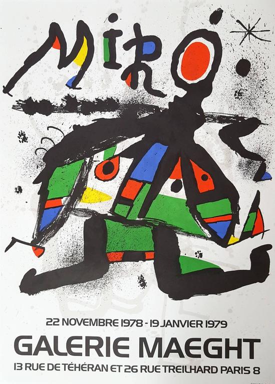 Expo 79 - Galerie Maeght
