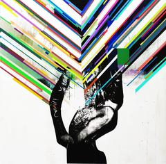 Melanie Malone - Original Painting - Multimedia - Abstract Contemporary