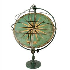 Armillary Sphere by Ernst Schotte & Co. Berlin