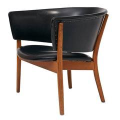 Nanna Ditzel Easy Chair Produced by Søren Willadsen, Vejen