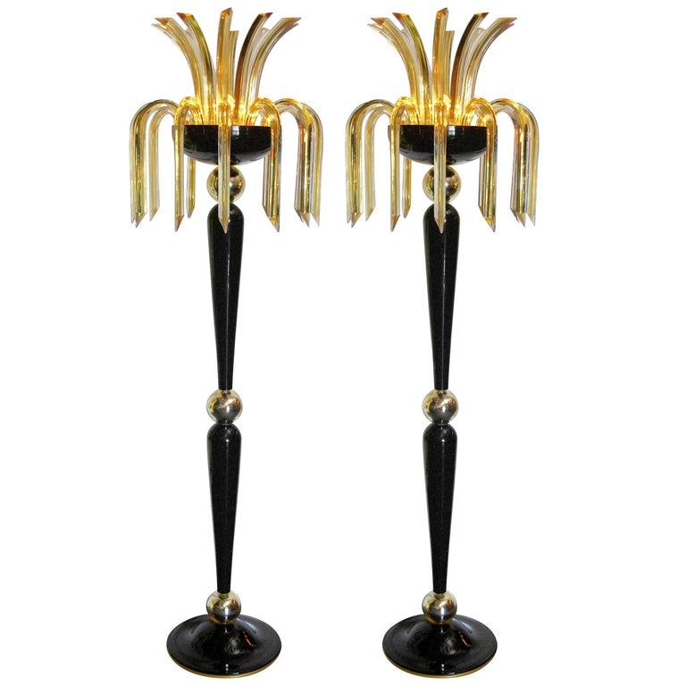 Pharaoh Floor Lamps