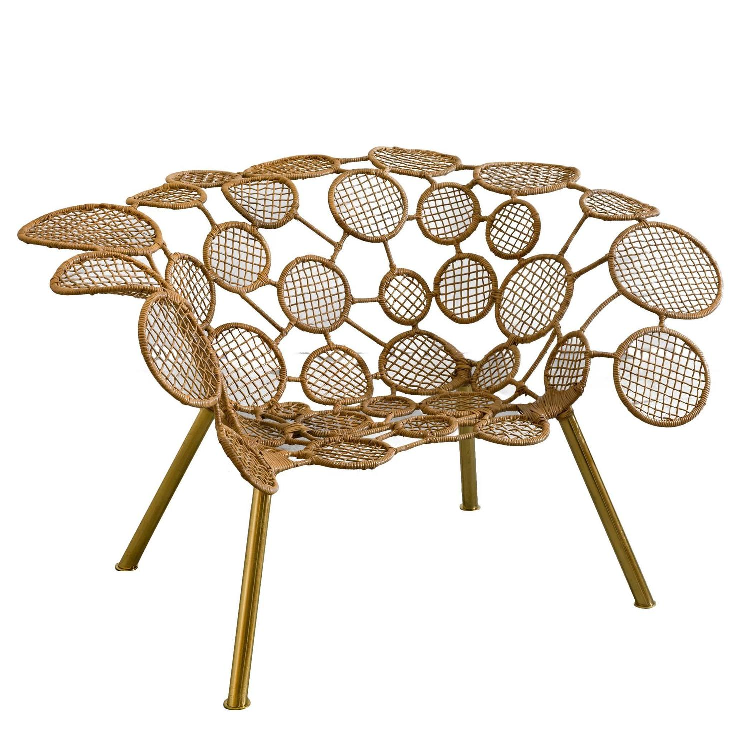 Fernando And Humberto Campana Racket Chair Circles At