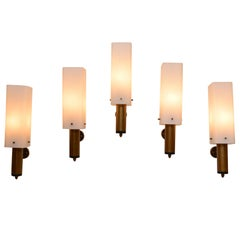 Nine Stilnovo Wall Lights