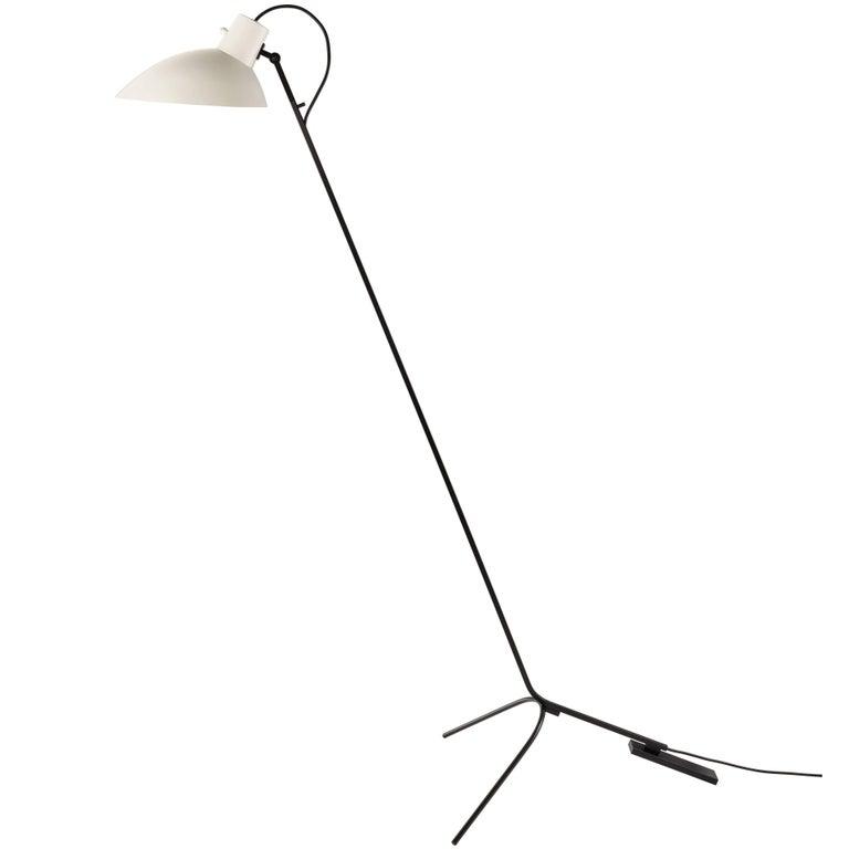 Vittoriano Viganò 'VV Cinquanta' Floor Lamp in White