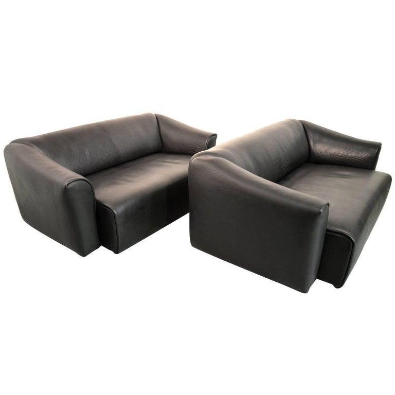 De Sede DS 47 Original Neck Leather Designer Sofas