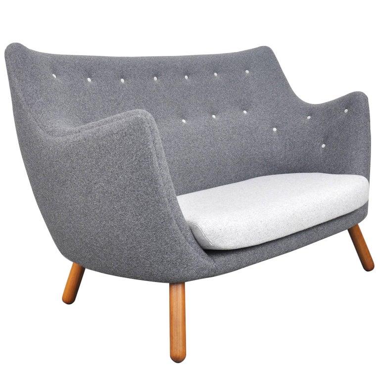 Finn Juhl Grey Poet Sofa